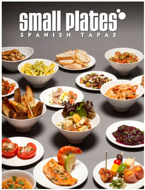 Features Small Plates Spanish Tapas